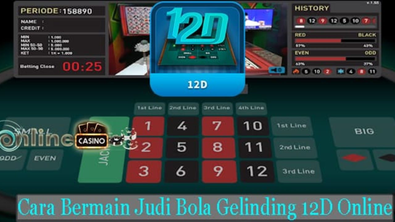 Langkah Bermain Bola Gelinding 12d Situs Judi Casino Online Paling Dipercaya Blog Judi